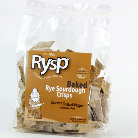 Caraway and Black Pepper Rysp - 120g pack