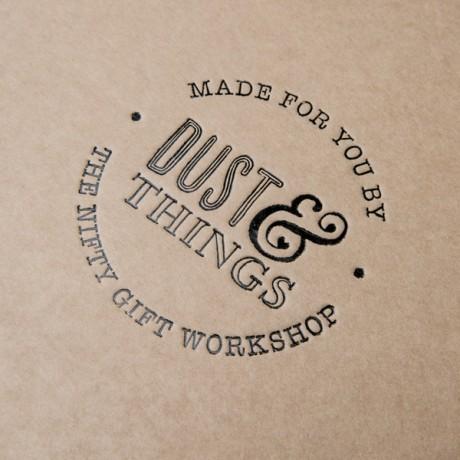 Custom Logo Engraved Slate Serving Board
