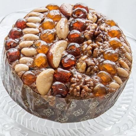 Celebration Brandy Fruit Cake