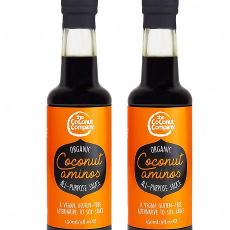 Organic Amino Sauce – All Purpose Seasoning