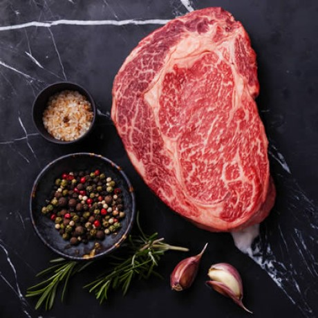 Rare Breed Ribeye Steak