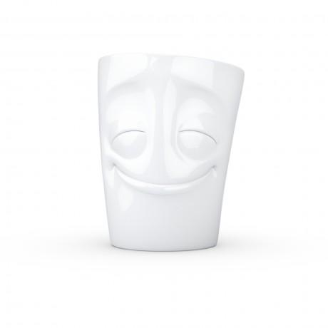A 'Cheery' White Mug