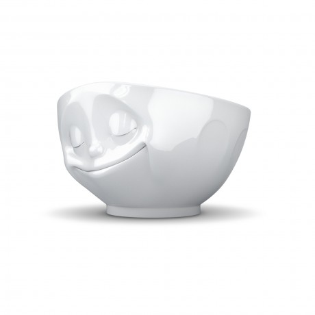 Always 'Happy' with this Porcelain Bowl by Tassen