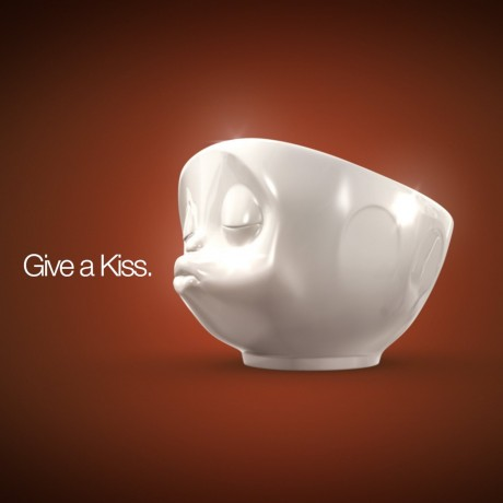 'Kissing' Bowl with it's Gift Box