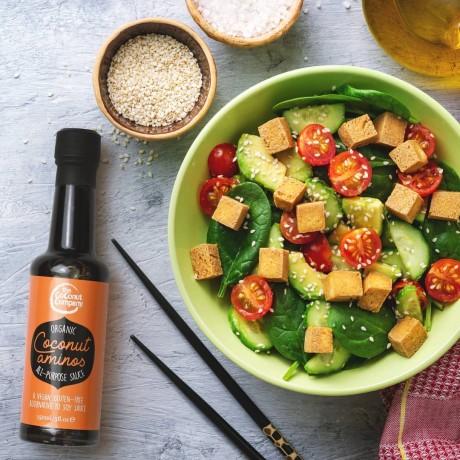 Organic Amino Sauce – All Purpose Seasoning (2 pack)