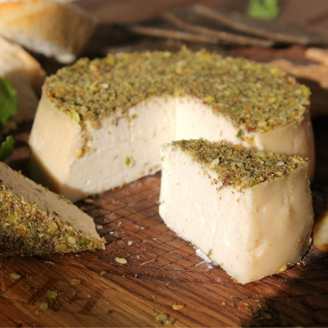 Za' atar Spice Cashew Nut Vegan Cheese