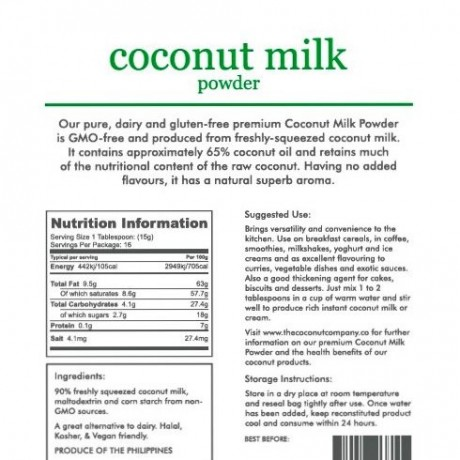 Coconut Classics - Coconut Flour, Coconut Sugar & Coconut Milk Powder