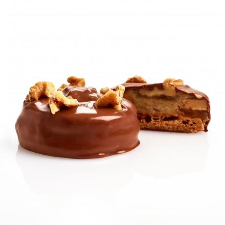 3 Milk Chocolate Walnut Shortbread Bars