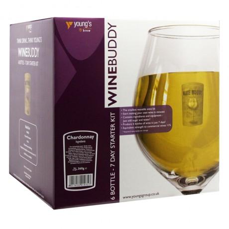 Wine buddy starter kit