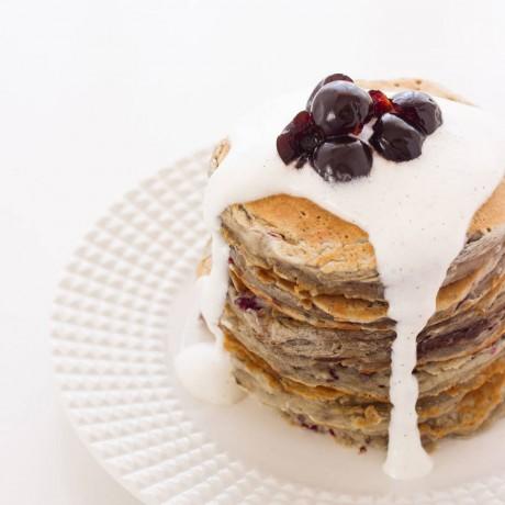 Cherry and Dark Chocoalte Pancake Mix