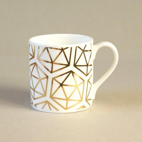 Icosahedron Mug