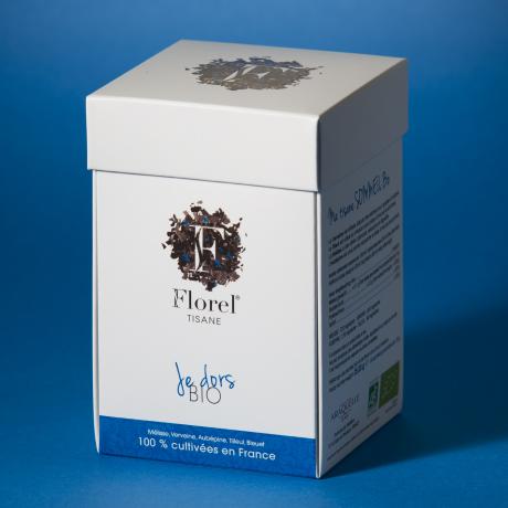 Florel 'Je Dors' Organic Bedtime Tisane