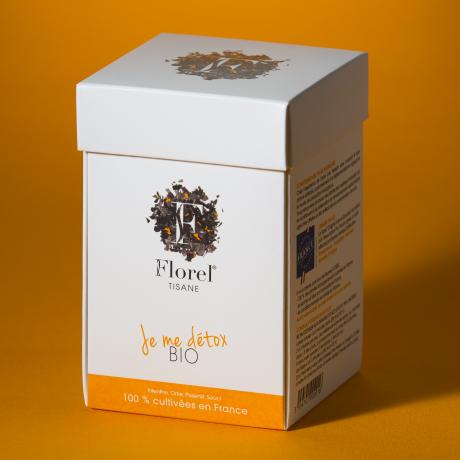 Florel 'Je me Détox' Organic Detox Tisane