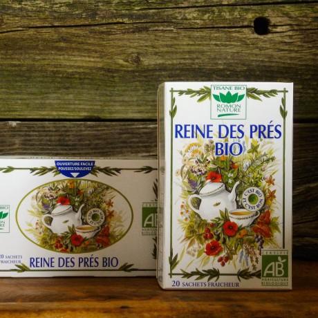 Meadowsweet Organic Tisane