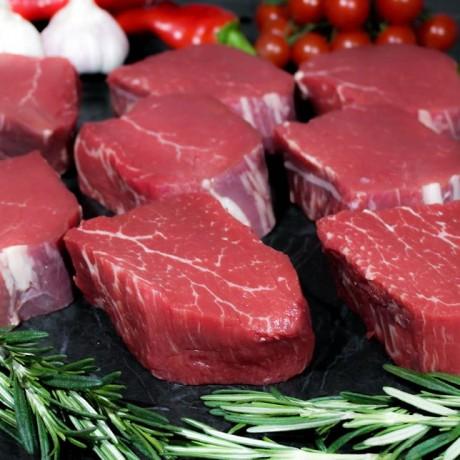 Salt Aged Fillet Steaks