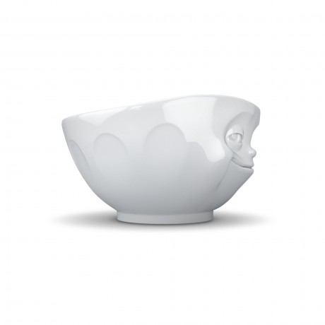 Have fun with this White Porcelain Bowl by Tassen at Lovely Lane