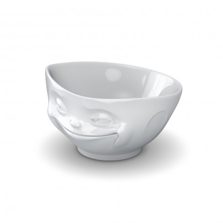 White bowl in hotel quality porcelain