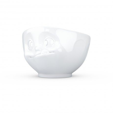White 'Tasty' Bow in high quality porcelain