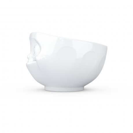 Tassen white porcelain bowl for an unusual gift