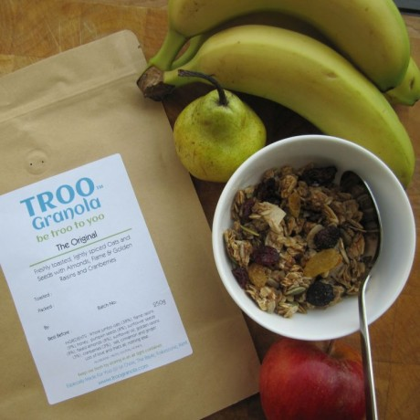 Original TrooGranola - made for yoo...
