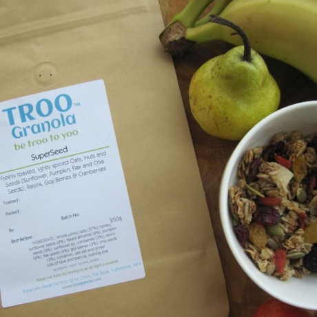 SuperSeed TrooGranola - made for yoo...