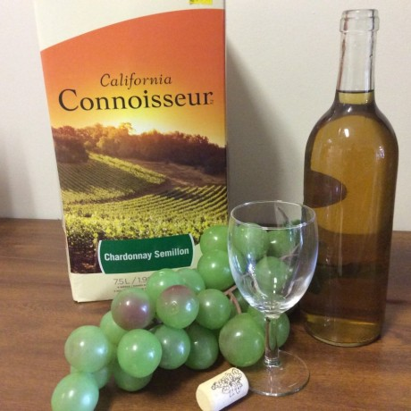 California Connoisseur Chardonnay kit