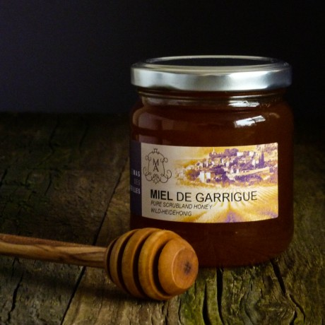 Pure Garrigue Honey
