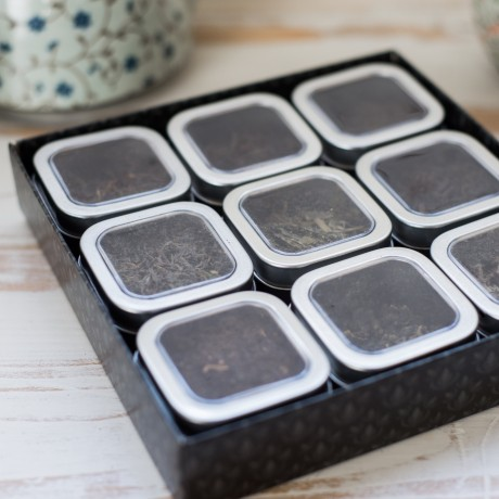 Tea Blending Box ~ Make Your Own Tea Blend