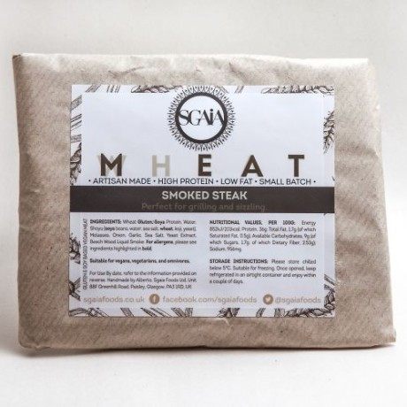 Smoked Mheat Steak Multipack- Vegan Meat