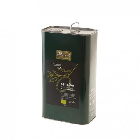 "Organic Extra Virgin Olive Oil ""Cenzino"""