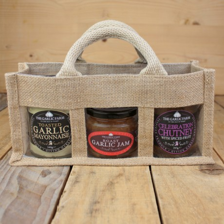 The Garlic Farm Taster Selection