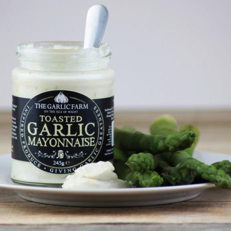 The Garlic Farm Taster Selection - Toasted Garlic Mayonnaise