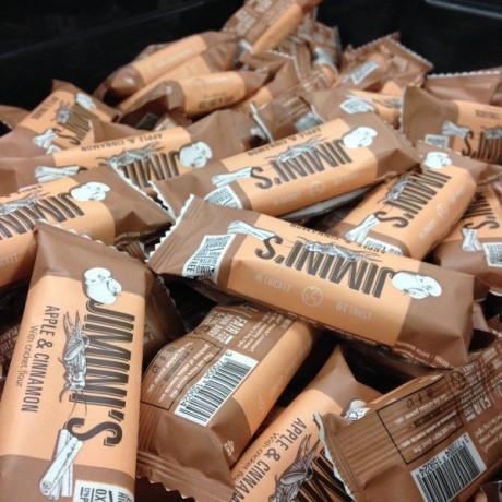 Cricket Flour Snack Bars - Apple & Cinnamon