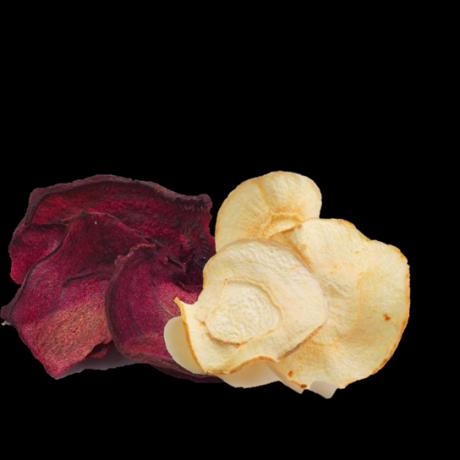 Air Dried Beetroot & Parsnip Crisps