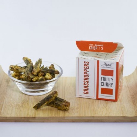 Grasshopper Snack Box Variety