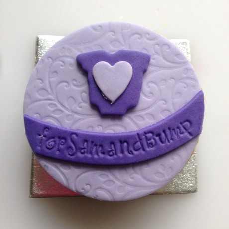 Personalised Letterbox Cake