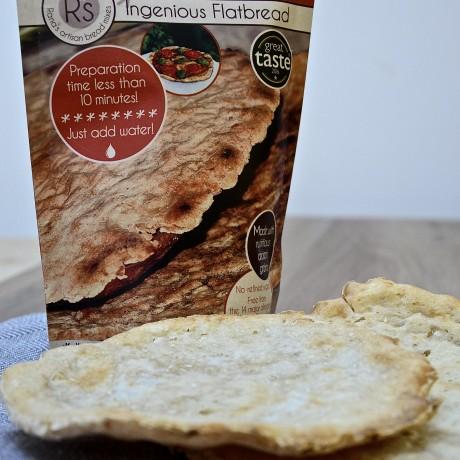 4 Gluten Free Sourdough Bread Mixes - Ingenious Flatbread