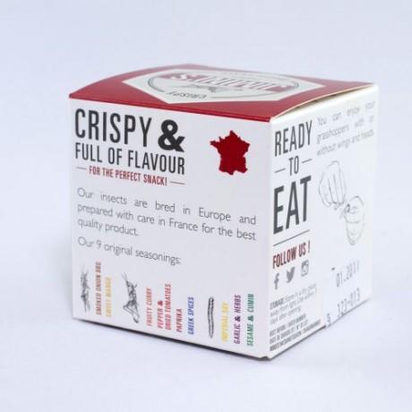 Grasshopper Snack Box Variety
