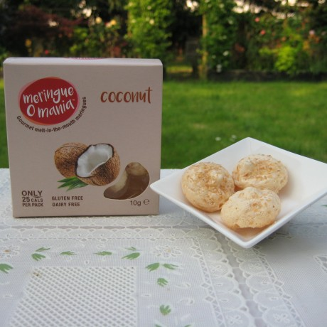 Coconut Meringue - Small Box (10g)