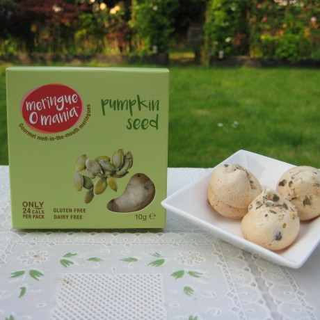 Pumpkin Seed Meringues - Small Box (10g)