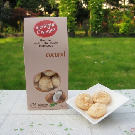 Coconut Meringue - Large Box (25g)