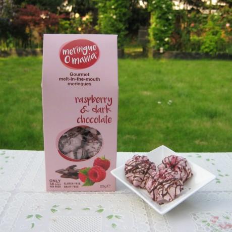 Raspberry & Dark Chocolate Meringues Multipack