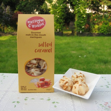 Salted Caramel Meringue - Large Box (25g)