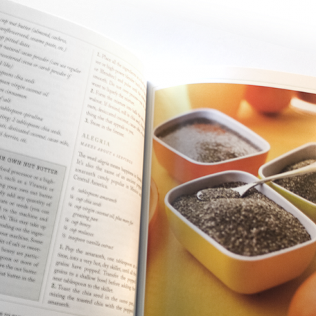 Chia Seeds + The Complete Guide to Chia Book