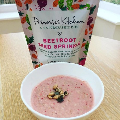 Organic Beetroot and Seed Sprinkle Packs