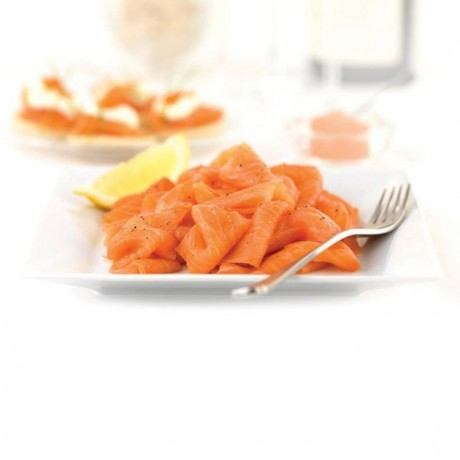 Sliced Inverawe Smoked Salmon