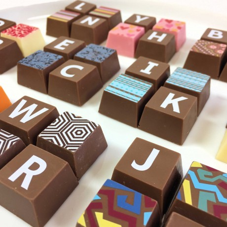 Personalised Chocolate Wedding & Party Favours