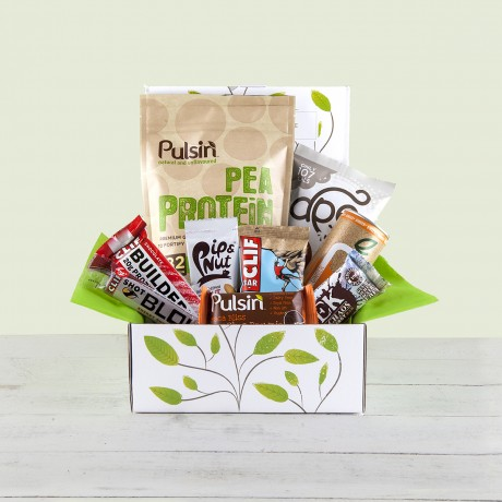Mr. Fit Vegan Protein Gift Box