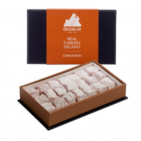 Ozerlat Cinnamon Turkish Delight