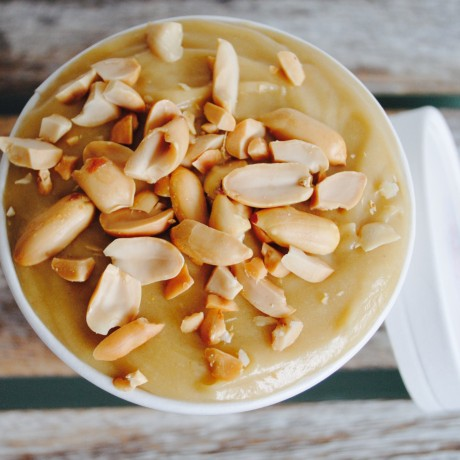 Peanut Butter Edible Cookie Dough Tub